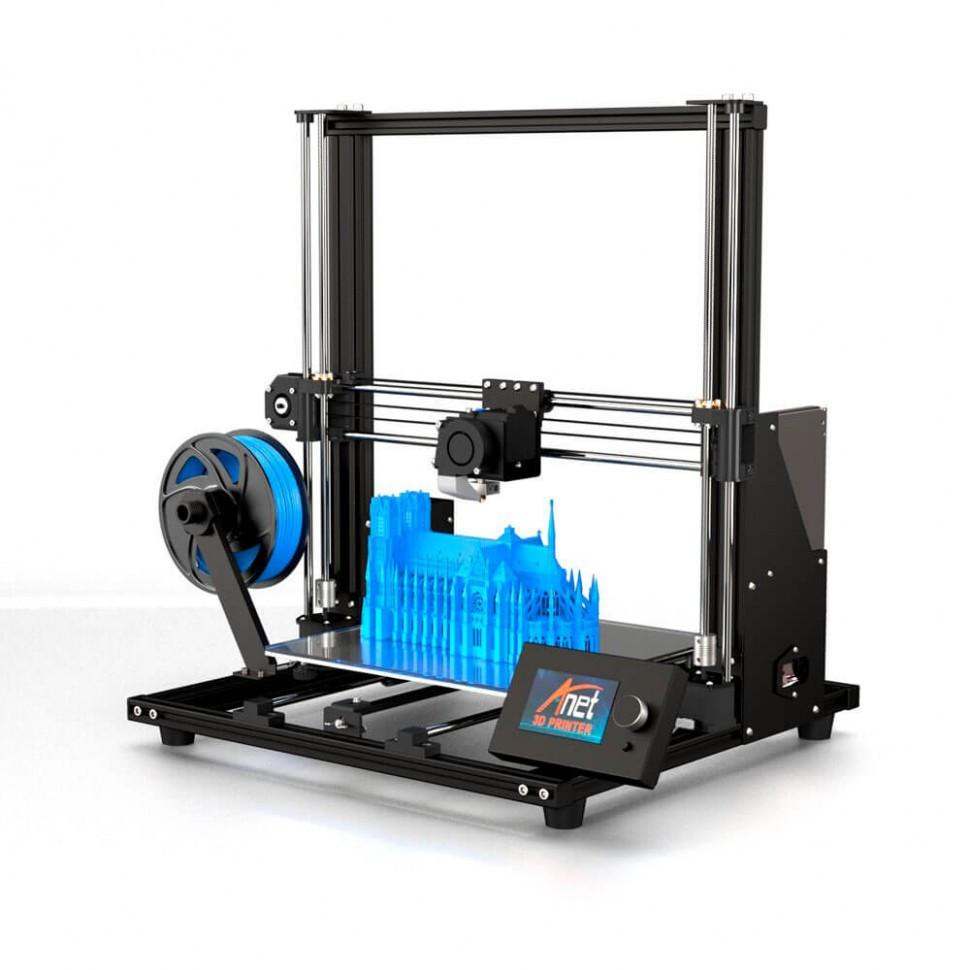 3D Принтер ANET A8 PLUS (монтаж)