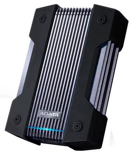 Внешний жесткий диск 2,5 2TB Adata AHD830-2TU31-CBK черный