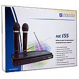 Микрофон Defender MIC-155 набор беспроводной, 64155, фото 2