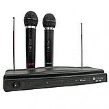 Микрофон вокальный Defender MIC-155 набор беспроводной, 64155, фото 2