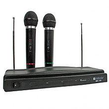 Микрофон Defender MIC-155 набор беспроводной, 64155