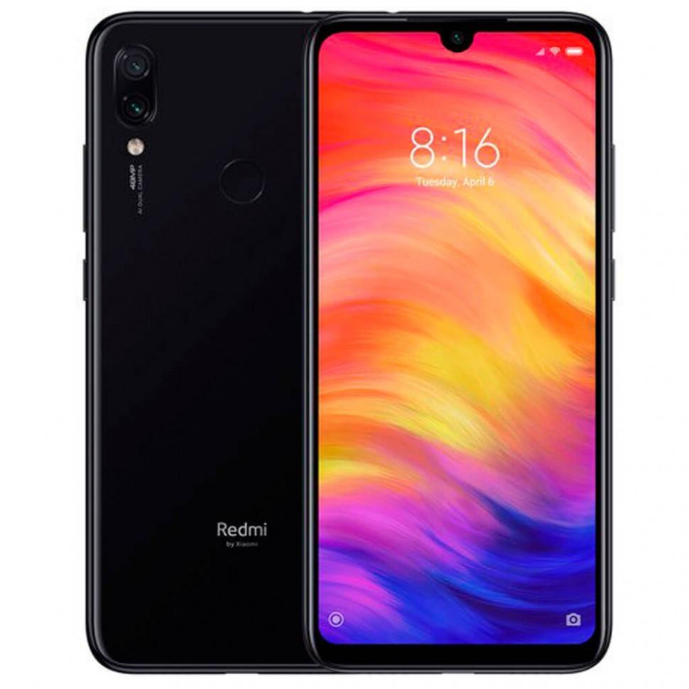 Смартфон XIAOMI Redmi note 7 3+32Space black