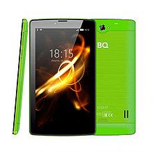 """Планшет BQ-7083G green 3G (7"""", 1024*600, TN, 4*1.0Ghz,  1+8Гб, GPS, 7.0)"""