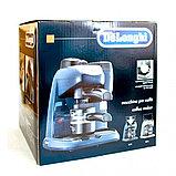 Рожковая кофеварка DeLonghi EC 9 синий, фото 2