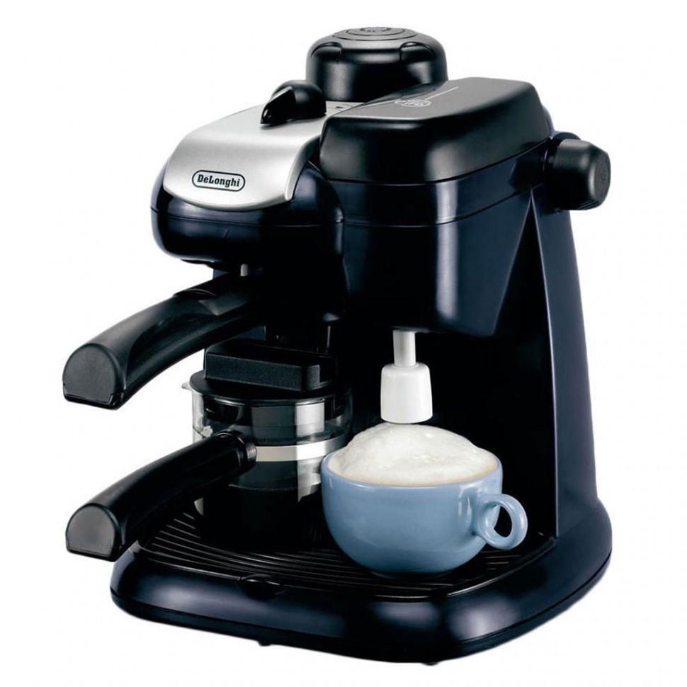 Рожковая кофеварка DeLonghi EC 9 синий