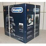 Рожковая кофеварка DeLonghi EC 5 темно-синий, фото 2