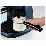 Рожковая кофеварка DeLonghi EC 5 темно-синий, фото 3