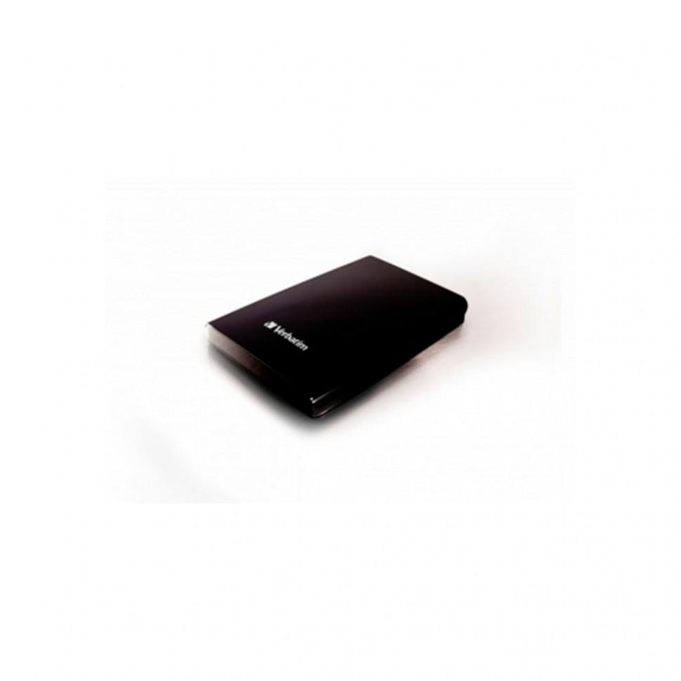 Внешний жесткий диск 2,5 500GB Verbatim 053029 черный