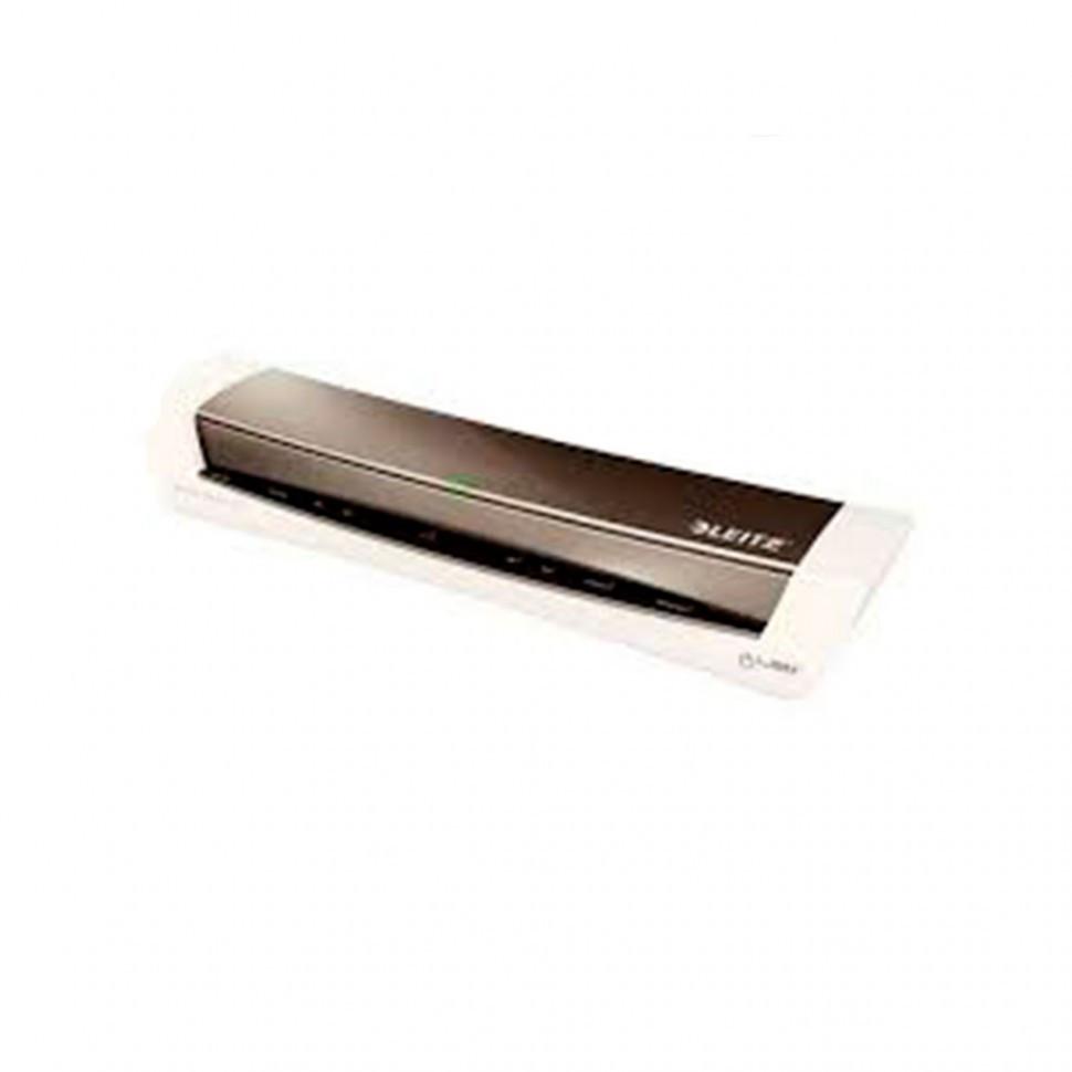 Ламинатор LMp A4 Leitz iLAM HomeOffice GREY (310 мм/мин)