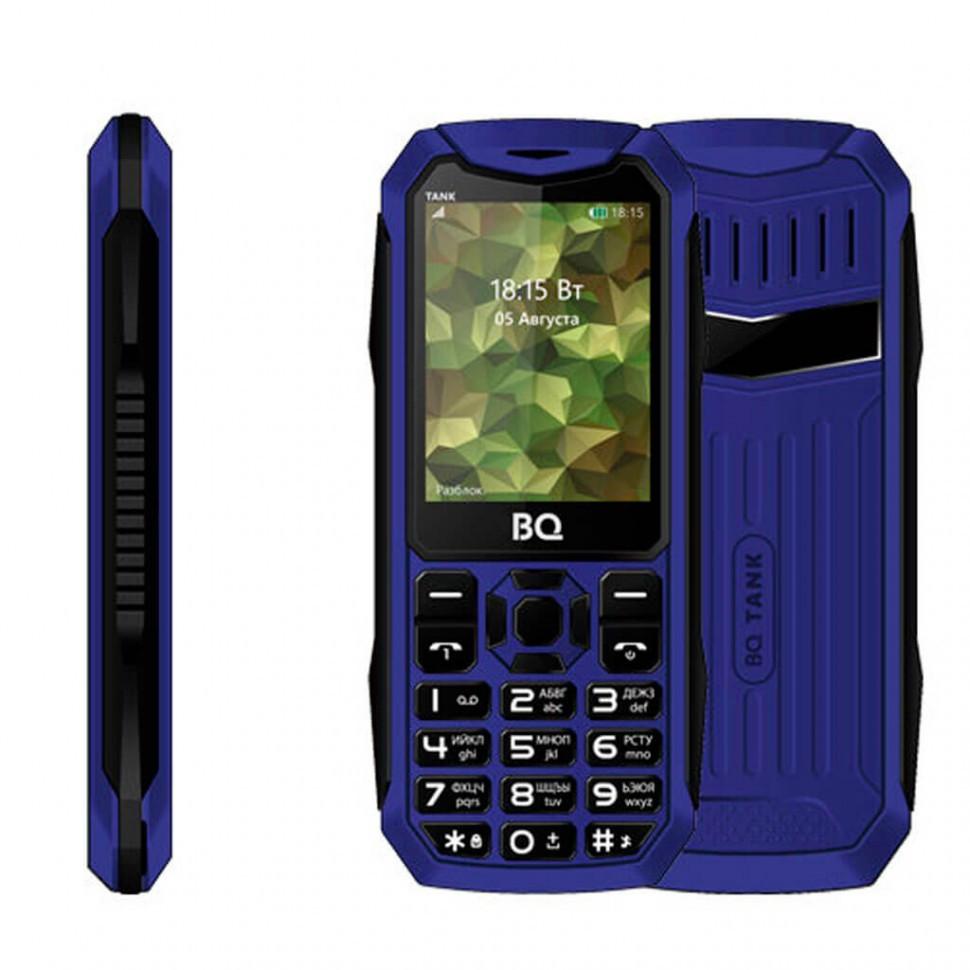 Мобильный телефон BQ-2428 Tank Синий