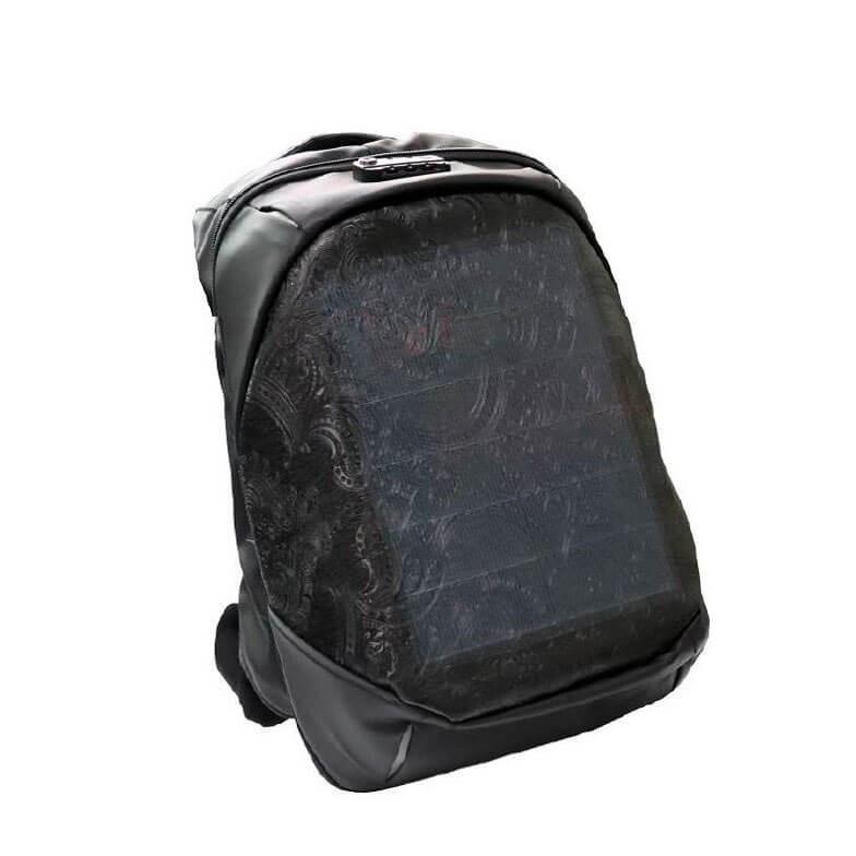 Солнечный рюкзак Desun DS-8CBP