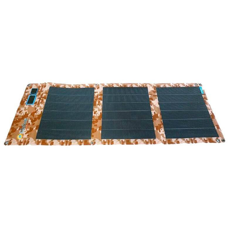 Солнечная зарядка Desun DS-12CP