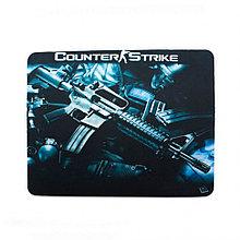 Коврик для компьютерной мыши X-Game, CS GUNS V1, Counter Strike, 210*260*3 мм., Блистер