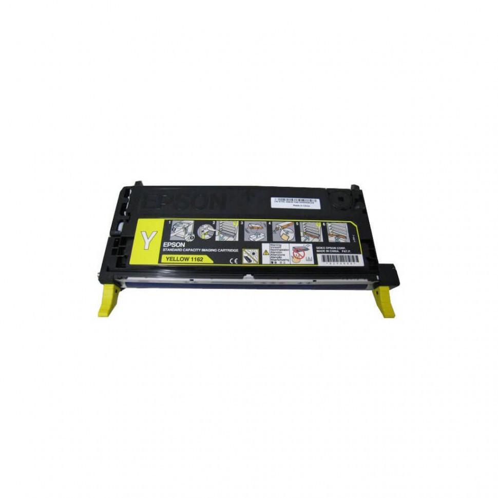 Тонер Epson ALC2800 желтый