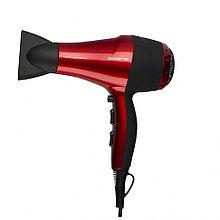 Фен POLARIS PHD 2077i Красно-черный