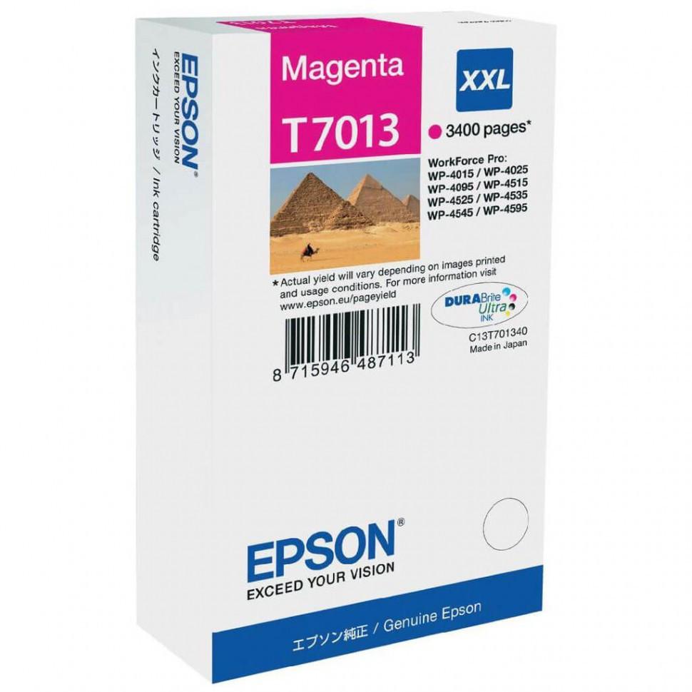 Картридж Epson C13T70134010
