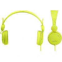 Полноразмерные наушники SmartBuy® TRIO желтые (SBE-9120)/ 40