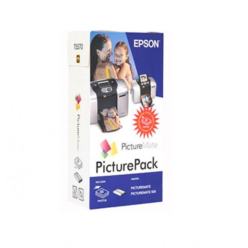 C13T557040BD картридж PicturePack(135)