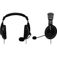 Полноразмерная стерео гарнитура SmartBuy® COMMANDO, рег.громк, кабель 2.5м (арт.SBH-7000)/20