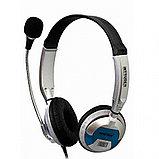 Полноразмерная стерео гарнитура SmartBuy® INTRUDER, рег.громкости, кабель 2.5м (арт. SBH-7300) / 20, фото 2