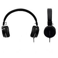 Полноразмерная универсальная гарнитура SmartBuy® ONE, микрофон, черная (SBH-110)/40