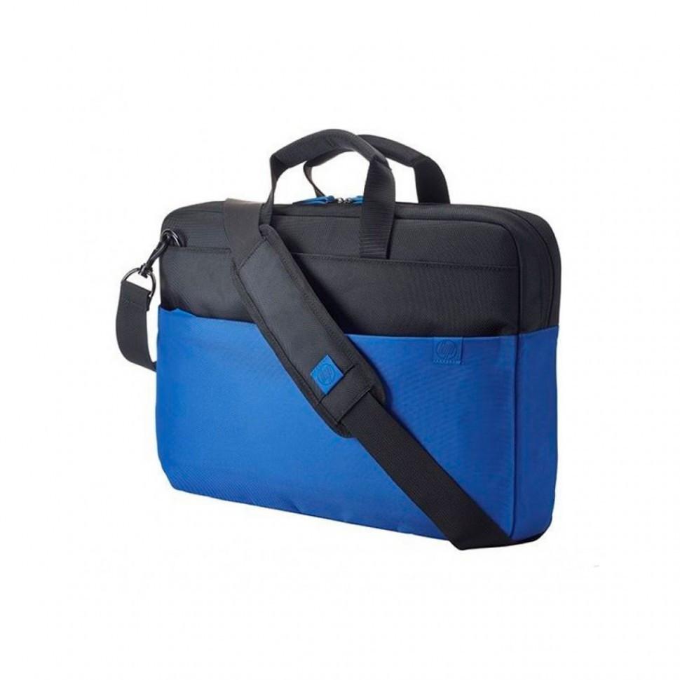 "Сумка для ноутбука HP Y4T19AA, 15.6"", Duotone BriefCase, синяя"