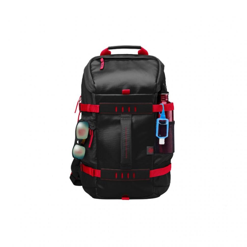 """Сумка для ноутбука HP 15.6"""" Odyssey Blk Rd Backpack"""