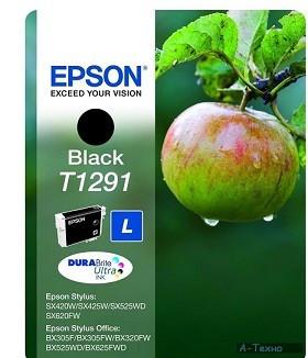 Картридж Epson C13T12914011, black