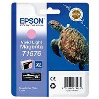 Картридж C13T15764010, Vivid Light Magenta