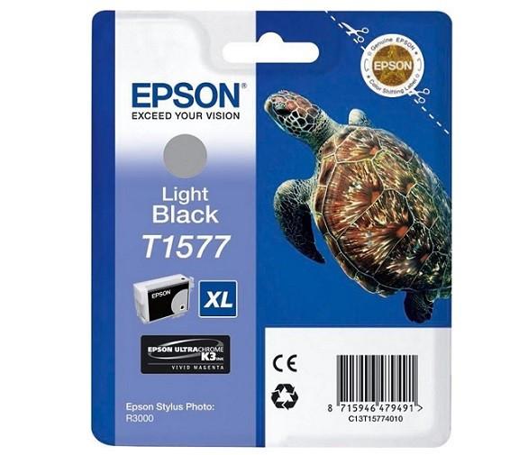 Картридж C13T15774010, Light Black