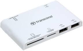 Картридер Transcend, TS-RDP7W
