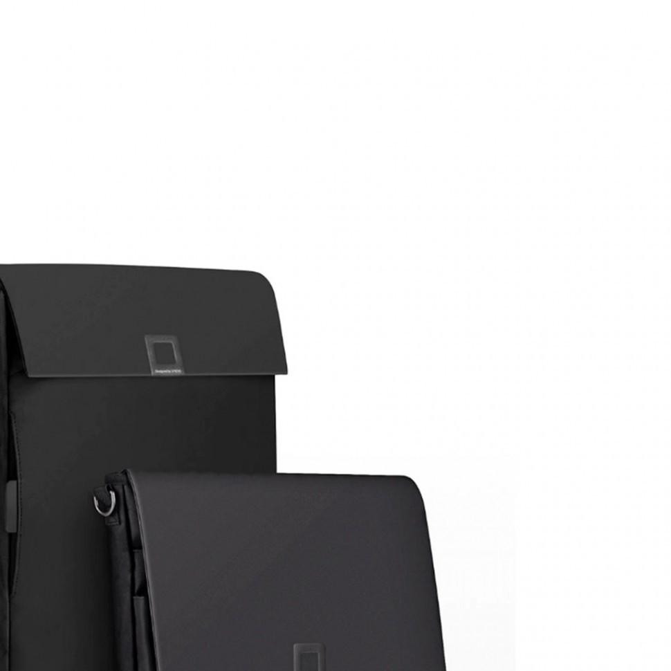 Бизнес комплект рюкзака и сумки, Xiaomi, U'REVO YQST01BD, Рюкзак/портфель 410*295*110 мм, Сумка для ноутбука