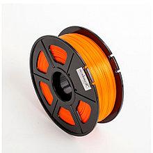 Пластик для 3D принтеров PLA+, SunLu, оранжевый