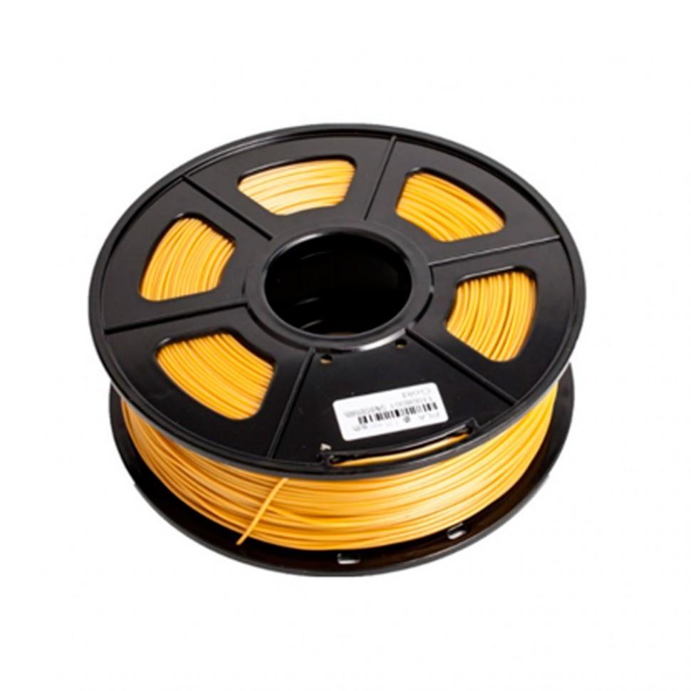 Пластик для 3D принтеров PLA, SunLu, золотистый