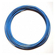 Пластик для 3D принтеров PLA 1 метр, SunLu, синий
