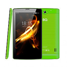 "Планшет BQ-7083G Light Green (7"", 1024*600, TN, 4*1.0Ghz,  1+8Гб, GPS, 7.0)"