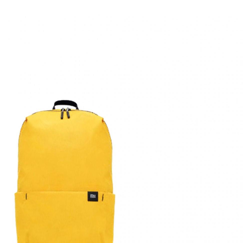 Рюкзак, Xioami, RunMi 90' Points Eight Colors ZJB4140CN, 10 л, 34х22.5х13 см, Полиэфирное волокно, Желтый