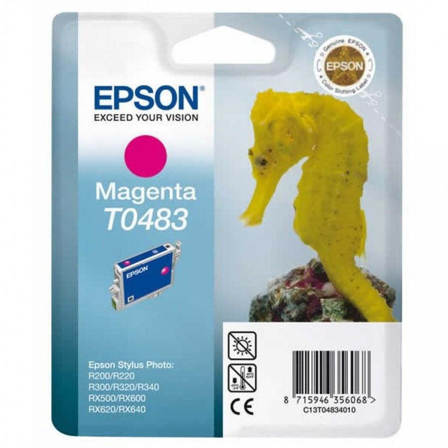 Картридж Epson C13T04834010 I/C