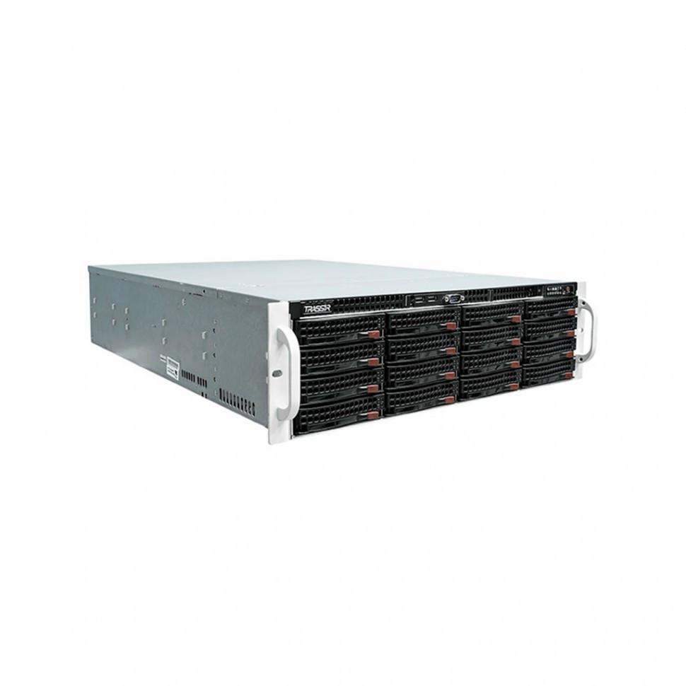 Видеорегистратор TRASSIR UltraStation 16/3 Сетевой повышенной мощности