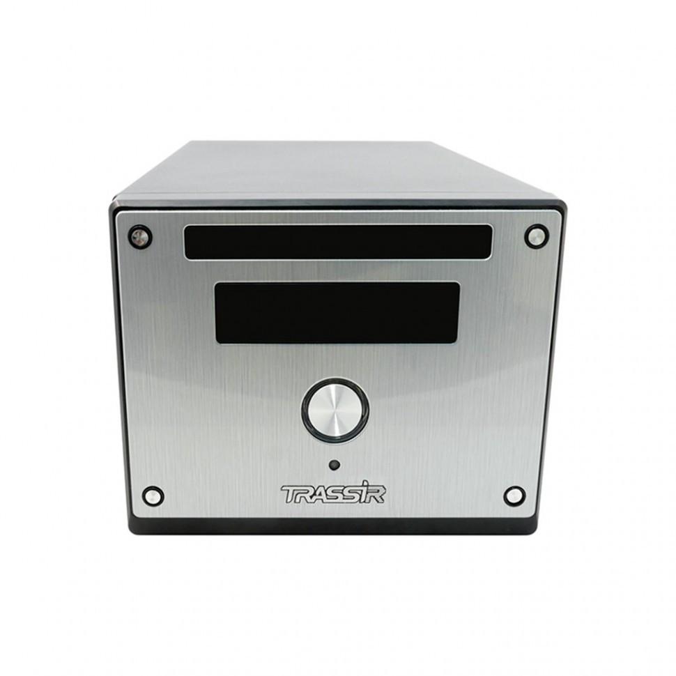 Видеорегистратор TRASSIR MiniNVR Hybrid 12 Гибридный сетевой на 12 каналов