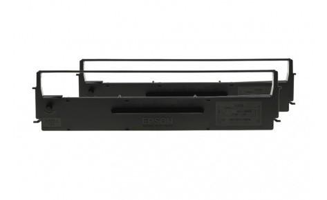 Картридж Epson, C13S015614BA Multipack for LX-300/300+ (2 pcs)
