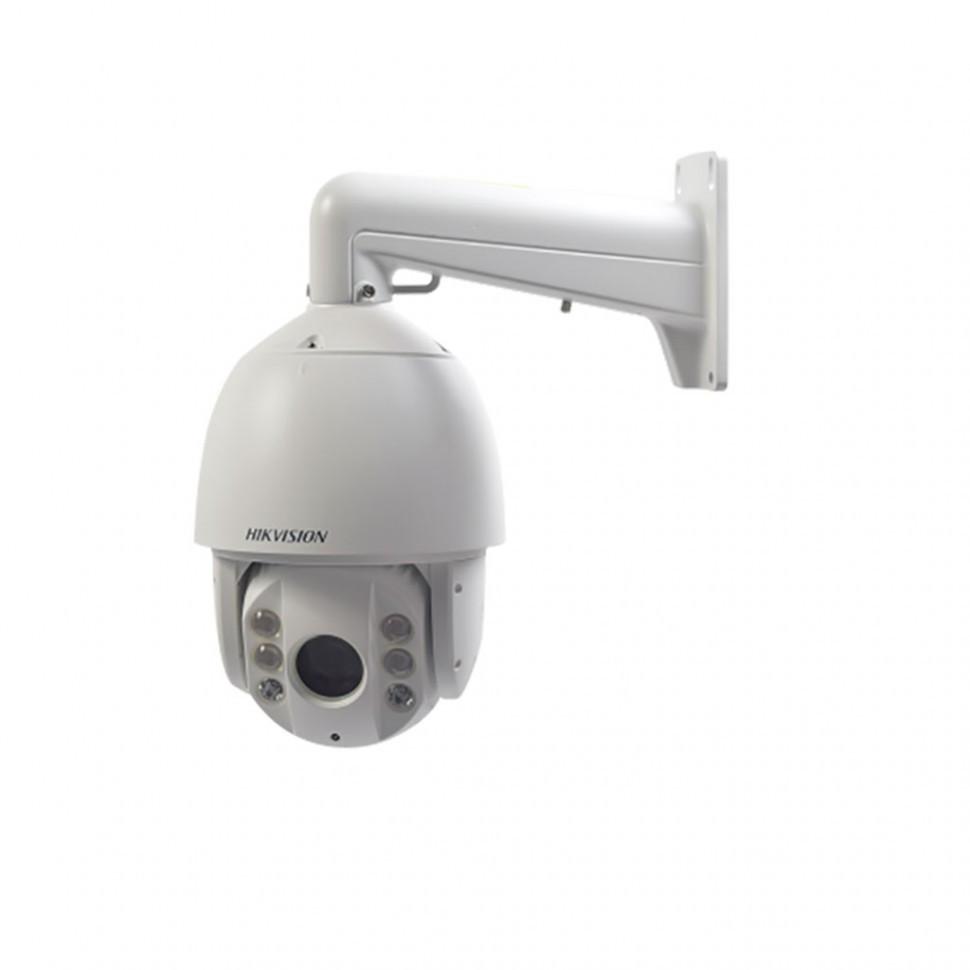 Hikvision DS-2DE7425IW-AE 4.0 MP PTZ IP видеокамера + кронштейн на стену