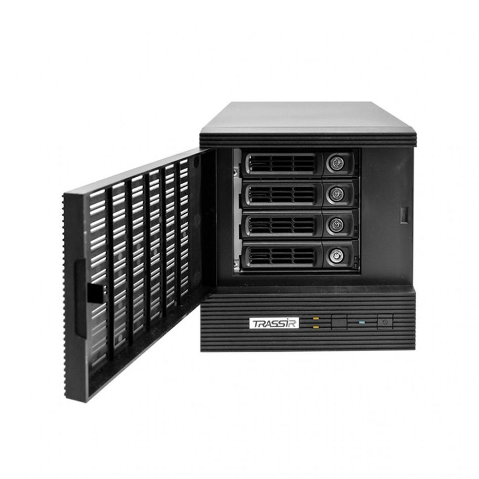 Видеорегистратор TRASSIR DuoStation Hybrid 32 Гибридный сетевой на 32 канала