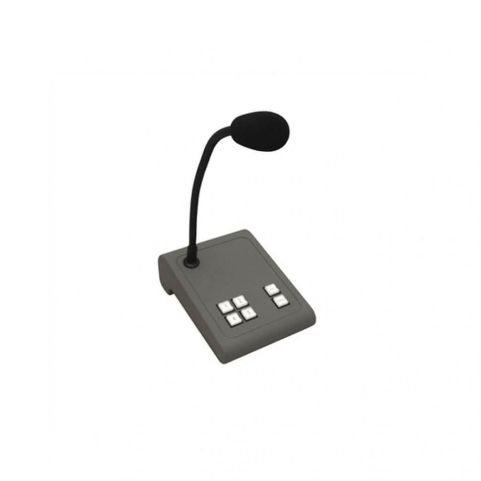 Вызывной 4х зонный конденсаторный микрофон для ZONE4,  MICPAT-4