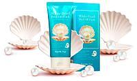 Farmstay маска-пленка White Pearl Peel Off Pack очищающая с белым жемчугом