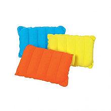 Подушка надувная Flocked Air Camp Pillow 38 x 24 x 9 см, Bestway, 67485