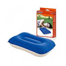 Подушка надувная тканевая Fabric Air Pillow 42 х 26 х 10 см, Bestway, 67173