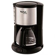 Кофеварка капельная Tefal CM361838 черный/нерж. Сталь