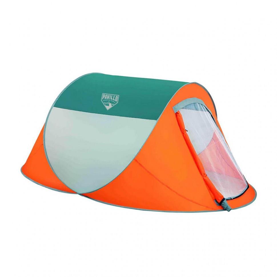 Палатка туристическая Pavillo NuCamp X2 Tent 235 х 145 х 100 см, BESTWAY, 68004
