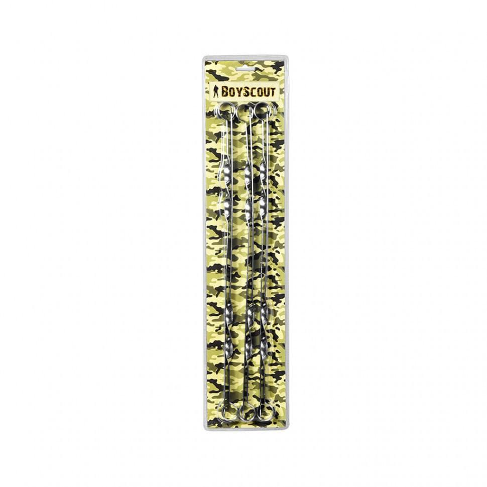 Набор плоских шампуров, BOYSCOUT 61326